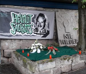 Gedenken an Helmut Sackers